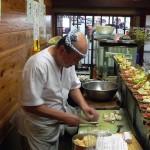 司寿司のマスター
